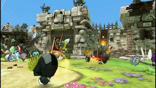 Happy Wars - E3 2012 trailer