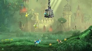 Rayman Legends -úrovně (E3 2012)