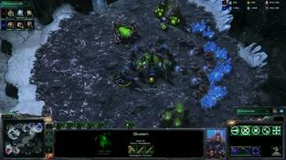StarCraft II: Heart of the Swarm - Battle Report 1