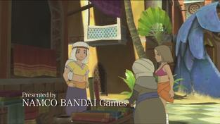 Ni No Kuni: Wrath of the White Witch - E3 2012 trailer