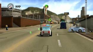 Lego City: Undercover - E3 2012 trailer