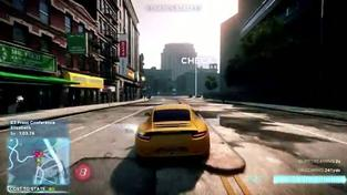 Need for Speed: Most Wanted - E3 2012 gameplay trailer
