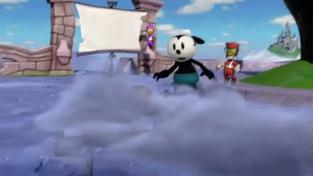 Epic Mickey 2 - E3 2012 trailer