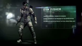 Splinter Cell: Blacklist - E3 2012 zbraně