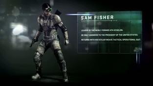 Splinter Cell: Blacklist - E3 2012 zbraně