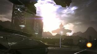 Dust 514 - E3 2012 beta záběry