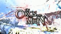 Of Orcs and Men - E3 trailer