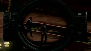 Hitman: Sniper Challenge - trailer