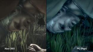 Zaklínač 2: Vrahové králů - srovnávací video PC a X360 verze