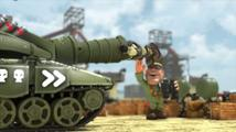 Cannon Fodder 3 - intro a záběry ze hry