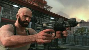 Max Payne 3 - SMG video