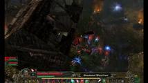 Grim Dawn - okultista (záběry z pre-alpha verze)
