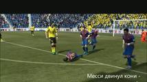 FIFA 12 - vtipné glitche