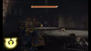 Warhammer 40,000: Space Marine - záběry z hraní dema