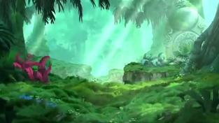Rayman Origins - E3 2011 video