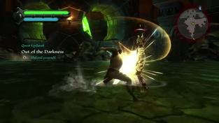 Kingdoms of Amalur: Reckoning - pětiminutové záběry z hryní