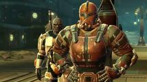 Star Wars: The Old Republic - Trooper vs. Sith Inquisitor video