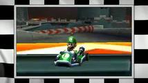 Mario Kart 3D - E3 2011 video