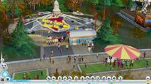 SimCity - Amusement Park Overview