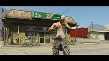 Grand Theft Auto V - trailer představující Blaine County