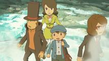 Professor Layton and the Azran Legacy - příběhový trailer