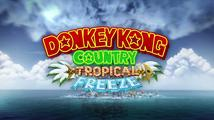 Donkey Kong: Tropical Freeze - startovní trailer