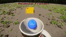 CryEngine - přes 20 tisíc částic v simulaci vody
