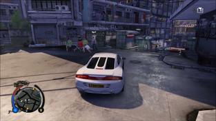 Sleeping Dogs - PS4 Řízení ve dne