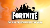 Fortnite – Art of Monsters: The Husk