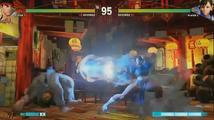 Street Fighter V - Ryu vs Chun Li