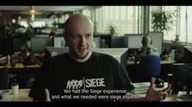 Rainbow Six: Siege – zákulisní video