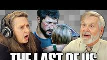 Elders react: The Last of Us