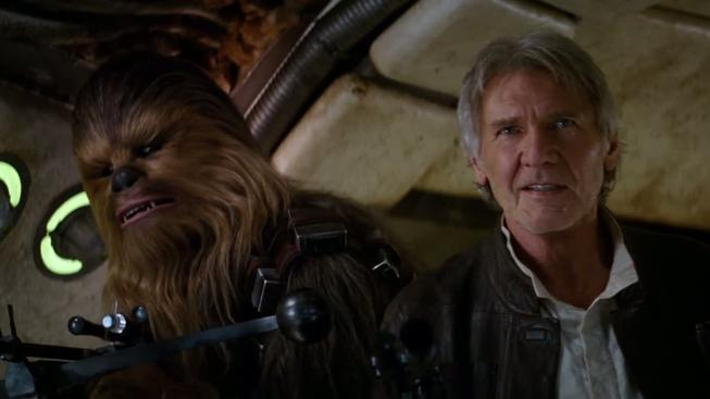 Star Wars: The Force Awakens - trailer