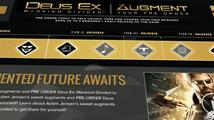 Deus Ex: Mankind Divided – Augment your Pre-Order [NA]