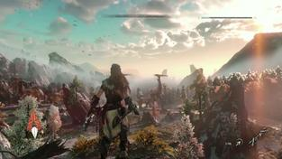 Horizon Zero Dawn – gameplay ukázka