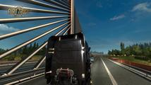 Euro Truck Simulator 2 - National Window Flags