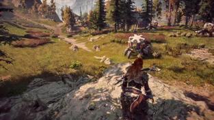 Horizon Zero Dawn (E3 2016 Gameplay Trailer)