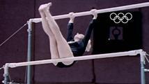 Věra Čáslavská je světovou gymnastickou legendou