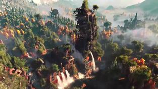Horizon Zero Dawn - vytváření nového světa