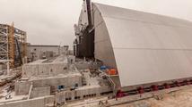 Jaderná elektrárna v Černobylu dostala nový kryt