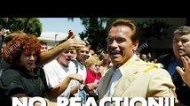 Vajíčkový útok na Arnieho: Hoší, přihoďte tam ještě slaninu!