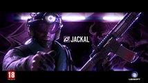 Tom Clancy's Rainbow Six Siege - Velvet Shell Trailer [UK]