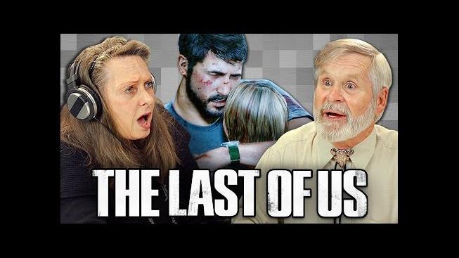 Co říkají starší lidé na The Last of Us?