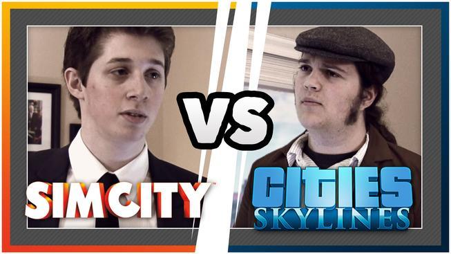VIDEO: Když se sejdou starostové ze SimCity a Cities: Skylines