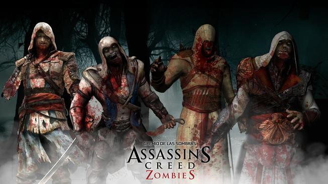 GALERIE: Postavy z her jako zombíci