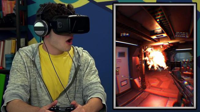 VIDEO: Alien: Isolation s Oculus Riftem je o nervy
