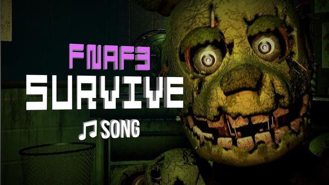 Taylor Swift zpívá o Five Nights At Freddy's 3