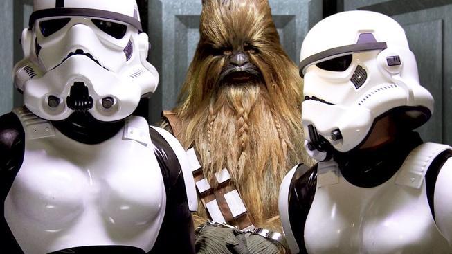 Star Wars parodie podruhé a jinak