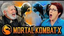 Jak to vypadá, když si to starci rozdají v Mortal Kombat!