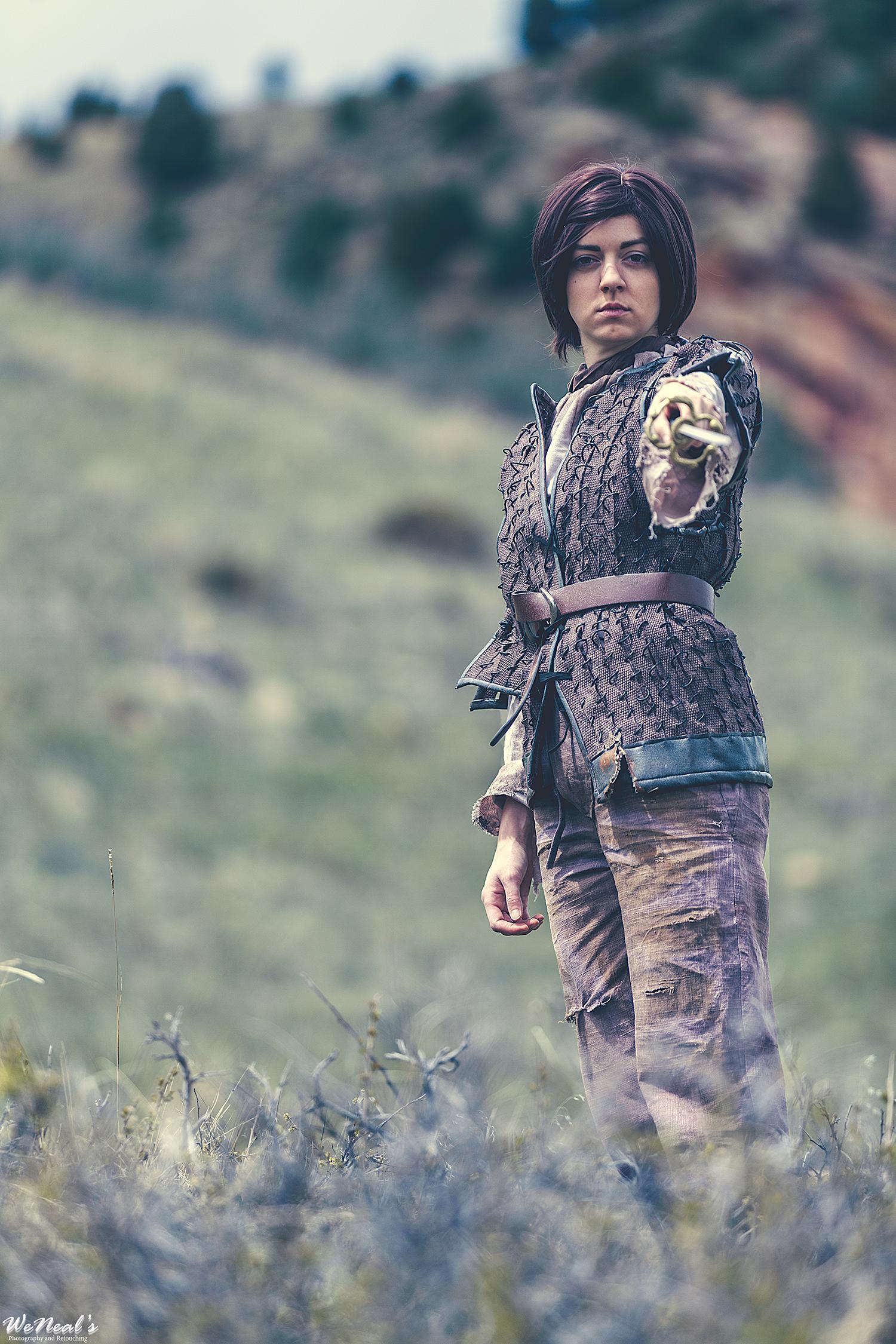 Arya Cosplay